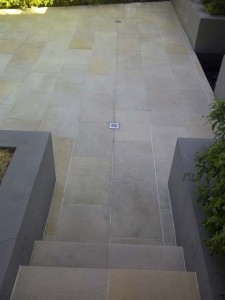 sandstone cleaning